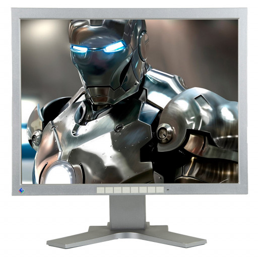 EIZO L997, 21 inch LCD, 1600 x 1200, negru - argintiu