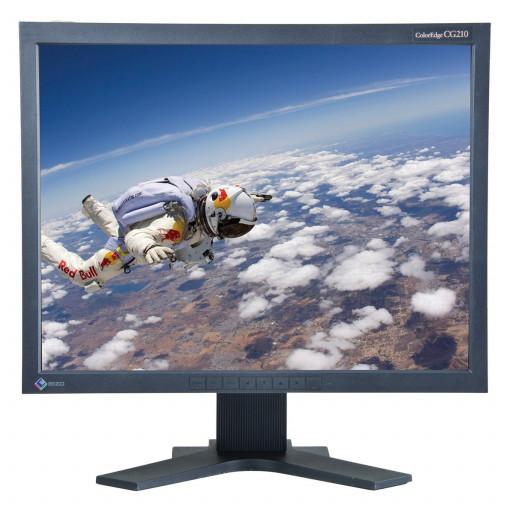 EIZO ColorEdge CG210, 21 inch LCD, 1600 x 1200