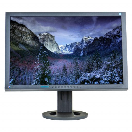 EIZO S2402W, 24 inch LCD, 1920 x 1200 Full HD, 16:10
