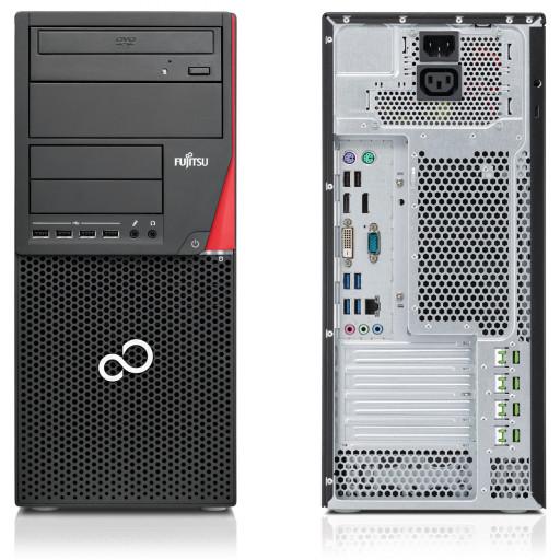 Fujitsu Esprimo P956 Intel Core i5-6500 3.20GHz, 8GB DDR4, 1 TB HDD, DVD-RW, Tower, calculator refurbished