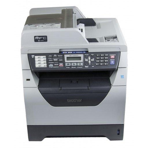 Imprimanta multifunctionala refurbished Brother MFC-8380 DN