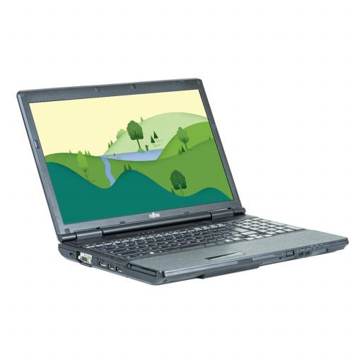 Fujitsu Lifebook A561 15.6 inch HD, Intel Core i5-2520M 2.50GHz, 4GB DDR3, 250GB HDD, DVD-RW, Windows 10 Home MAR
