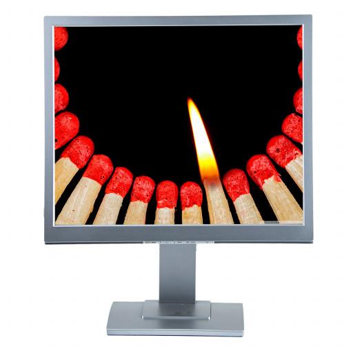 Fujitsu-Siemens B19-5, 19 inch LCD, 1280 x 1024