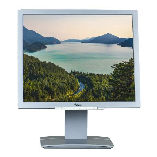 Monitor refurbished Fujitsu-Siemens B19-7, 19 inch LED, 1280 x 1024