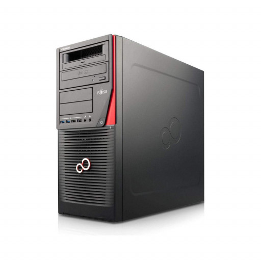 Workstation Fujitsu Celsius M740 second hand reconditionat