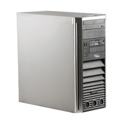 Fujitsu Celsius W360 Intel C2D E8400 3.00 GHz, 4 GB DDR 2, 250 GB HDD, DVD-ROM, Tower