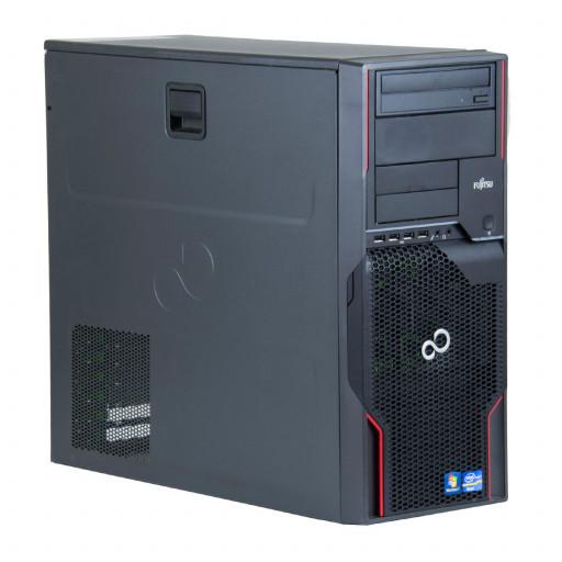 Fujitsu Celsius W520 Intel Xeon E3-1230 v2 3.30 GHz, 8 GB DDR 3, 500 GB HDD, DVD-RW, 1 GB Geforce 605, Tower