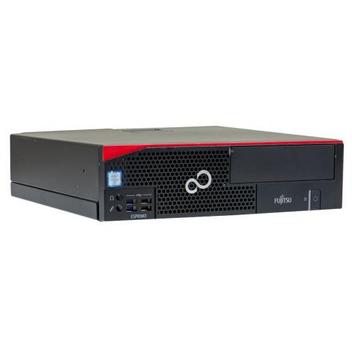 Fujitsu Esprimo D956 Intel Core i5-6500 3.20 GHz, 8 GB DDR 4, 500 GB HDD, Desktop, Windows 10 Pro MAR