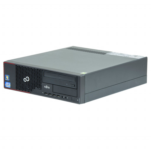 Fujitsu Esprimo E700 Intel Core i3-2120 3.30 GHz, 4 GB DDR 3, 500 GB HDD, DVD-ROM, SFF, Windows 10 Home MAR