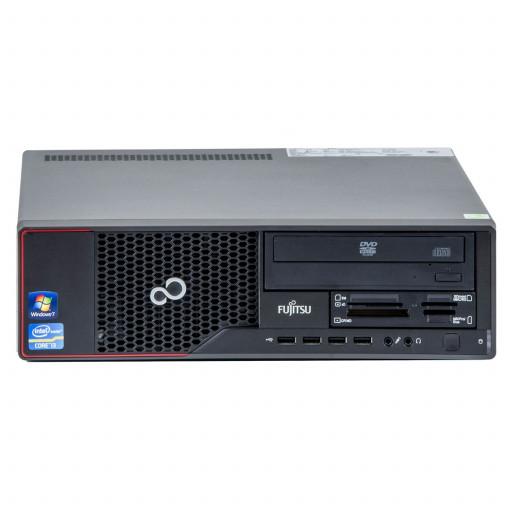 Fujitsu Esprimo E900 Intel Core i5-2400 3.10 GHz, 4 GB DDR 3, 500 GB HDD, DVD-ROM, SFF