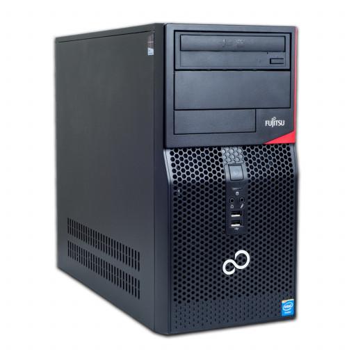 Fujitsu Esprimo P420 Intel Core i5-4590 3.30 GHz, 8 GB DDR 3, 500 GB HDD, DVD-RW, Tower, Windows 10 Home MAR