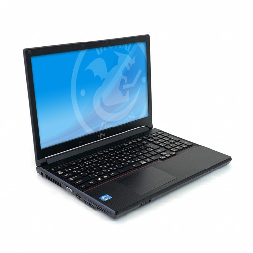 Fujitsu Lifebook A743 15.6 inch HD laptop second hand reconditionat