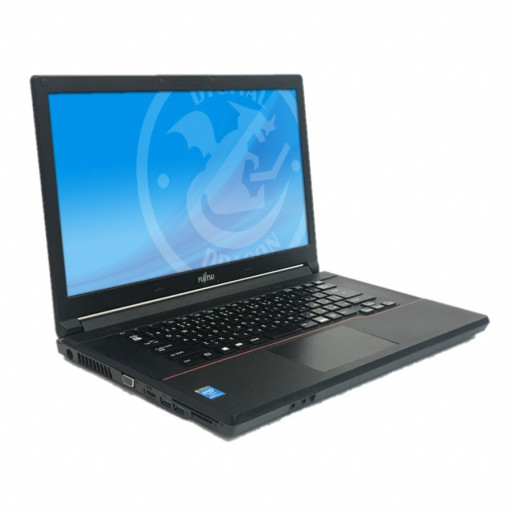 Fujitsu Lifebook A744 laptop second hand reconditionat