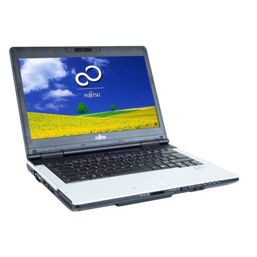 Fujitsu Lifebook S781 14 inch LED, Intel Core i5-2410M 2.30 GHz, 4 GB DDR 3, 250 GB HDD, DVD-RW, Webcam, Windows 10 Home MAR
