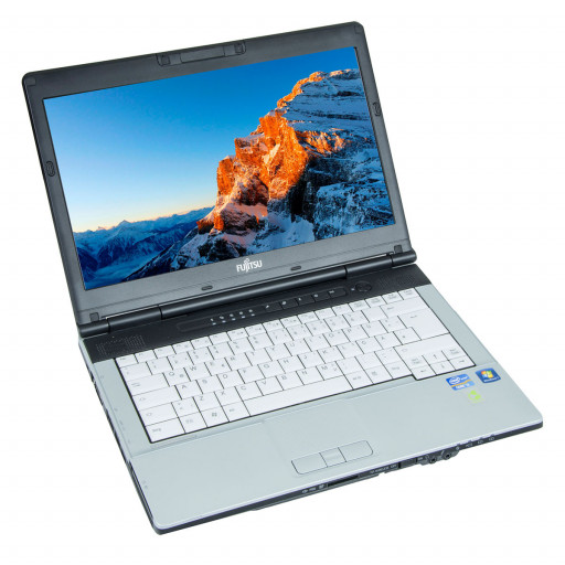 Fujitsu LifeBook S751 14 inch LED laptop second hand refurbished