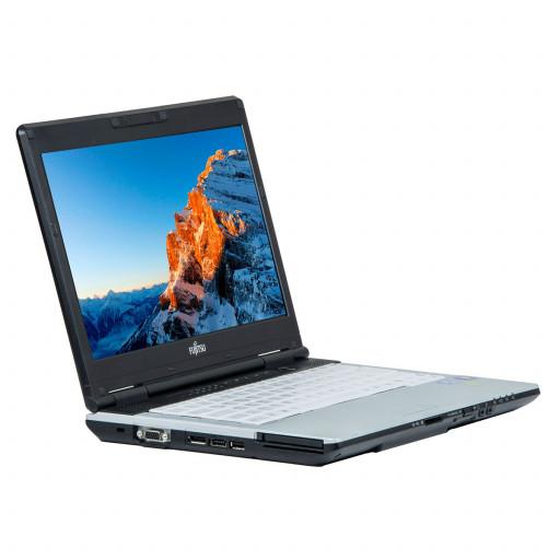 Fujitsu LifeBook S751 14 inch LED, Intel Core i3-2350M 2.30 GHz, 4 GB DDR 3, 320 GB HDD, DVD-RW, Webcam, Windows 10 Pro MAR