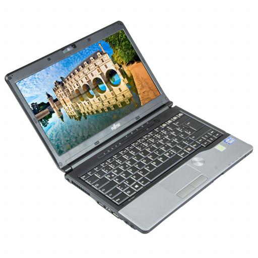 Fujitsu Lifebook S762 13.3 inch LED, Intel Core i5-3320M 2.40GHz, 4GB DDR3, 320GB HDD, DVD-RW, Webcam, laptop refurbished