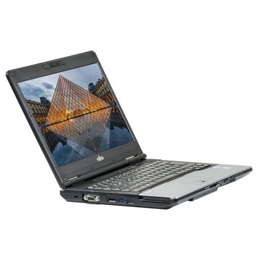 Fujitsu Lifebook S782 14 inch LED, Intel Core i5-3210M 2.50 GHz, 4 GB DDR 3, 320 GB HDD, DVD-RW, Webcam, 3G