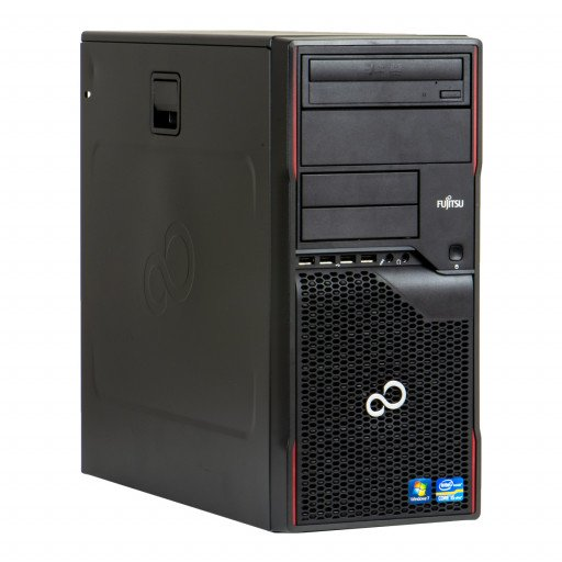 Fujitsu Celsius W420 Intel Core i5-3470 3.20 GHz, 8 GB DDR 3, 256 GB SSD, DVD-RW, Tower