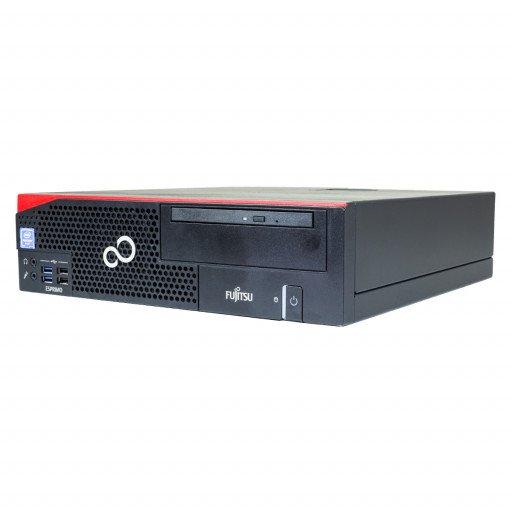 jitsu Esprimo D556 Intel Pentium G4400 3.30GHz, 4GB DDR4, 500GB HDD, DVD-RW, Desktop
