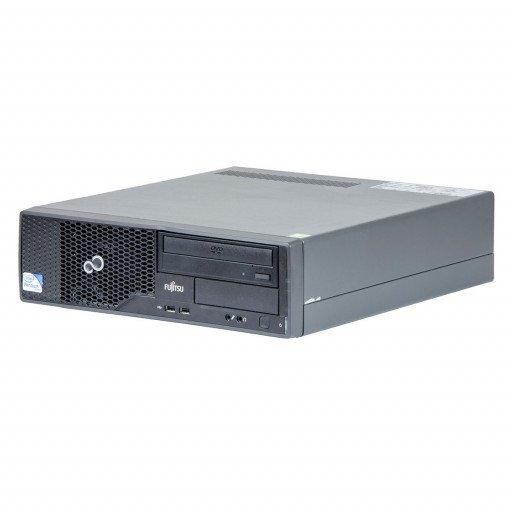 Fujitsu Esprimo E510 Intel Core i3-3220 3.30 GHz, 4 GB DDR 3, 250 GB HDD, DVD-ROM, SFF, Windows 10 Home
