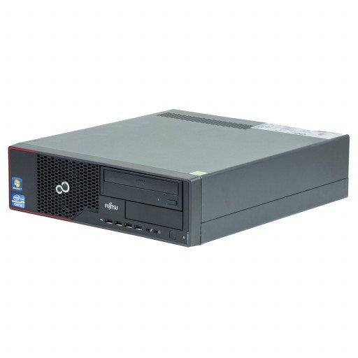 Fujitsu Esprimo E700 Intel Core i3-2120 3.30 GHz, 4 GB DDR 3, 500 GB HDD, DVD-ROM, SFF, Windows 10 Home MAR