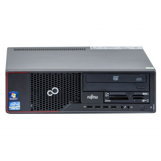 Fujitsu Esprimo E900 Intel Core i5-2400 3.10 GHz, 4 GB DDR 3, 500 GB HDD, DVD-ROM, SFF