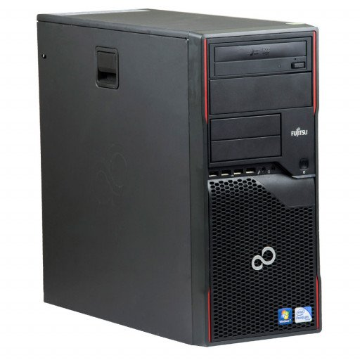 Fujitsu Esprimo P710 Intel Core i3-3220 3.30 GHz, 4 GB DDR 3, 500 GB HDD, DVD-ROM, Tower