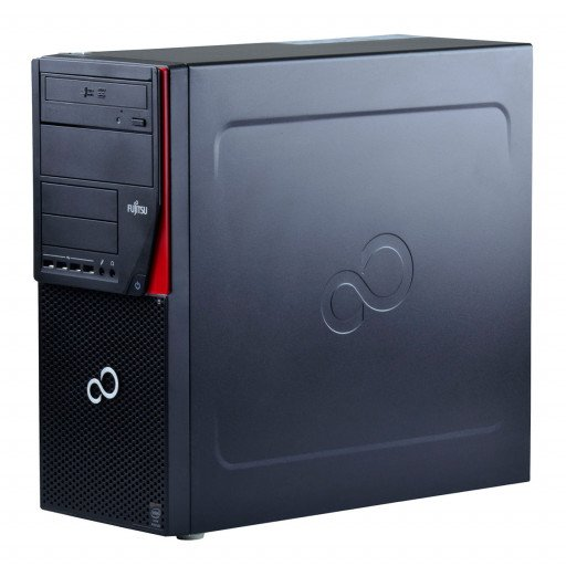 Fujitsu Esprimo P910 Intel Pentium Dual Core G2120 3.10 GHz, 4 GB DDR 3, 320 GB HDD, DVD-RW, Tower, Windows 10 Home MAR