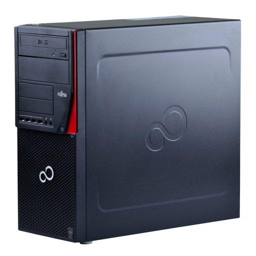 Fujitsu Esprimo P910 Intel Core i5-3570 3.40 GHz, 4 GB DDR 3, 500 GB HDD, DVD-RW, Tower