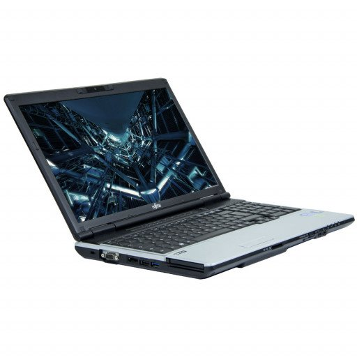 Fujitsu Lifebook E751 15.6 inch LED, Intel Core i5-2520M 2.50 GHz, 4 GB DDR 3, 320 GB HDD, DVD-RW