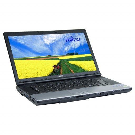 Fujitsu Lifebook E752 15.6 inch LED laptop second hand refurbished