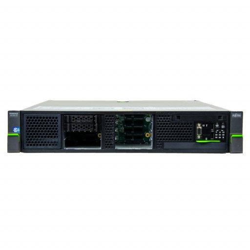 Fujitsu Primergy RX300 S7 2 x Intel Xeon E5-2640 2.50 GHz, 32 GB DDR 3 REG, 2 x 600 GB HDD 2.5 inch, Rackmount 2U