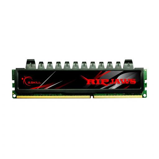 Memorie DDR3 2GB 1333 MHz G.Skill Ripjaws Black - second hand