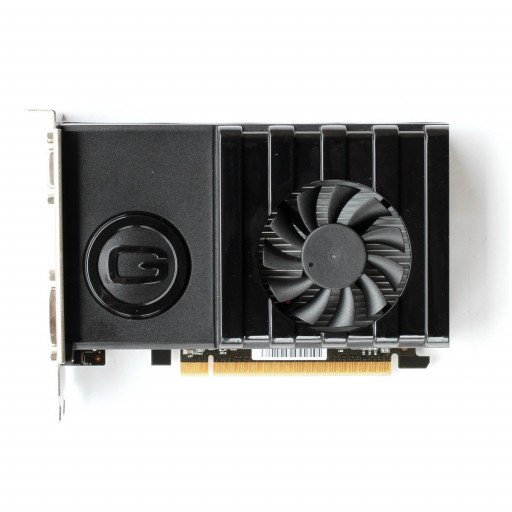 Placa video Gainward nVidia GeForce GT640 1GB DDR3 - second hand