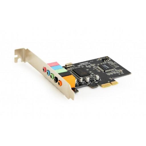 Placa sunet Gembird SC-5.1-4 PCI-Express x1