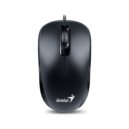 Mouse optic Genius DX-110 PS2 - Black