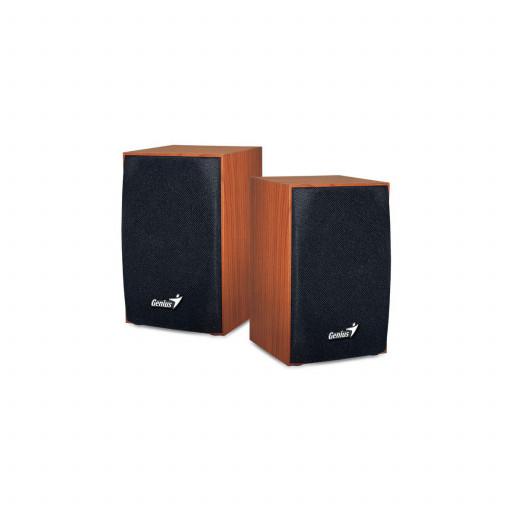Boxe 2.0 Genius SP-HF160, 4W, USB, Cherry Wood