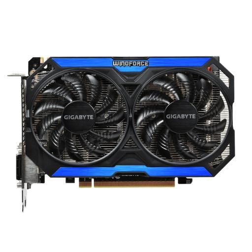 Placa video Gigabyte nVidia GeForce GTX 960 4GB GDDR5 128 bit