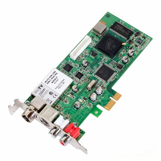 TV Tuner Hauppauge WinTV HVR-1700 (fara telecomanda) - second hand