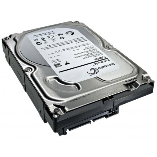 HDD 3 TB de la Seagate, SATA III