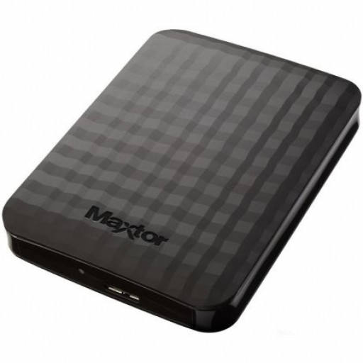 "HDD extern Maxtor 1 TB 2.5"" M3 Portable Black"