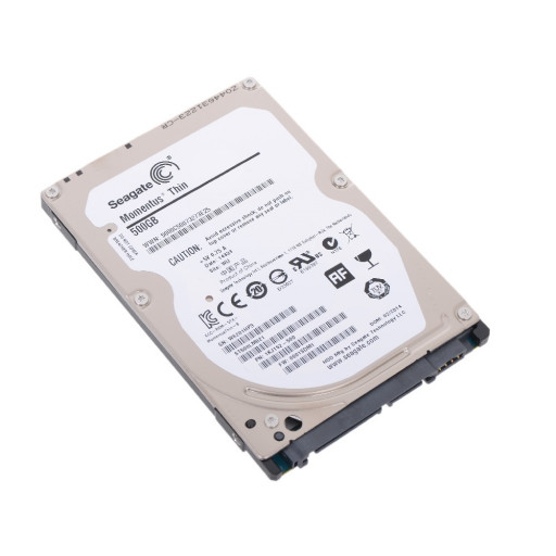 "HDD notebook 500 GB S-ATA Seagate 2.5"" - reconditionat"