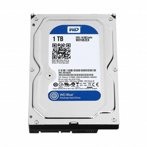 "HDD 1 TB Western Digital Blue WD10EZEX SATA-III 3.5"""