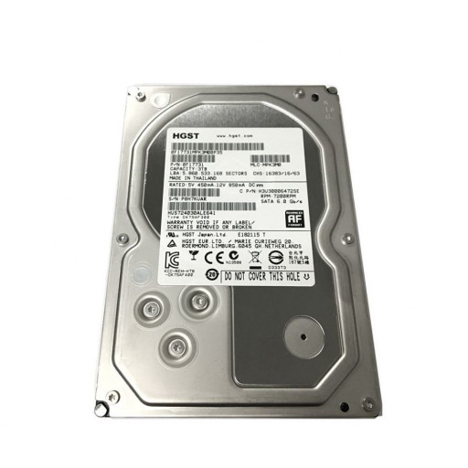 "HDD 3 TB Hitachi Ultrastar 7K4000 SATA-III 3.5"" - second hand"