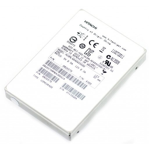 SSD Hitachi UltraStar SSD400M 200 GB SAS