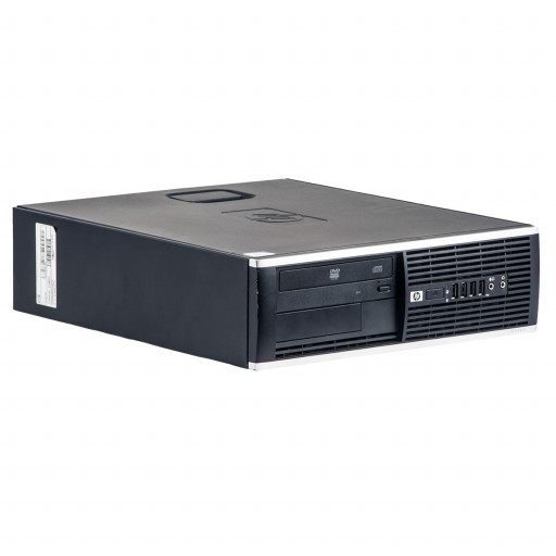 HP 6200 Pro Intel Core i5-2500 3.30 GHz, 4 GB DDR 3, 250 GB HDD, DVD-RW, SFF