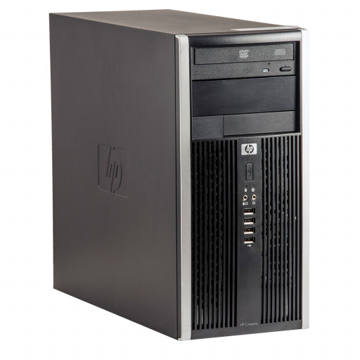 HP 6200 Pro Intel Core i3-2100 3.10 GHz, 4 GB DDR 3, 320 GB HDD, DVD-RW, Tower