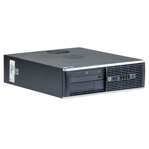 HP 6300 Pro Intel Core i5-3470S 2.90 GHz, 4 GB DDR 3, 250 GB HDD, DVD-ROM, SFF, Windows 10 Home MAR