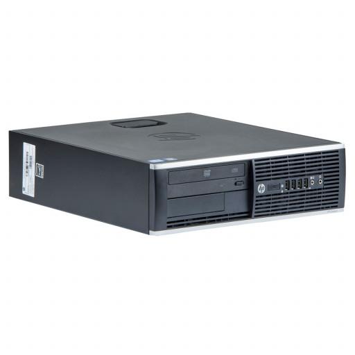 HP 6300 Pro Intel Core i3-2100 3.10 GHz, 4 GB DDR 3, 500 GB HDD, DVD-RW, SFF, Windows 10 Pro